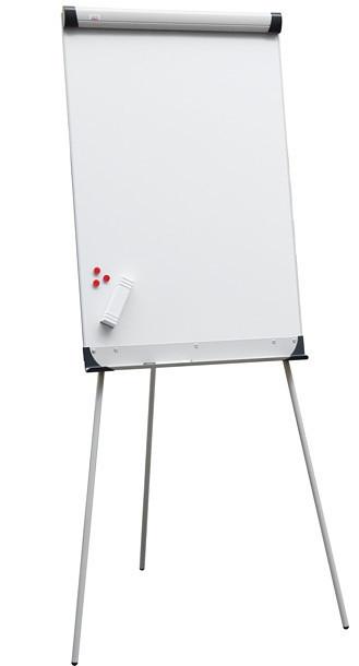 Флипчарт 2x3 Попчарт 70 x 100 см лакированная магнитная-сухостираемая поверхность