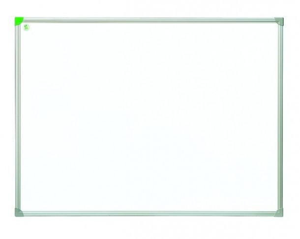 Доска магнитная маркерная 2x3 в алюминиевой рамке ECO 80 х 120 см