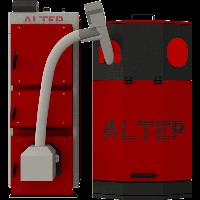Котел твердотопливный с керамическим катализатором (Пеллетный) Altep Duo UNI Pellet Plus