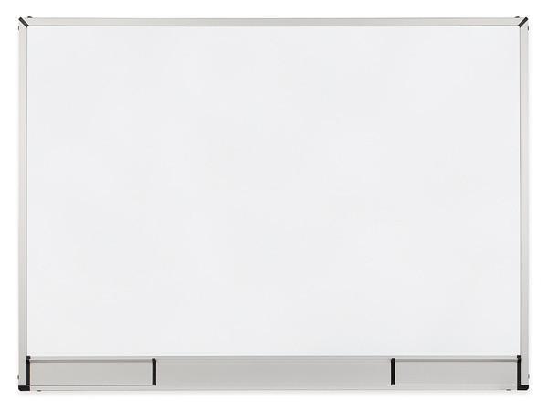Доска магнитная маркерная 2x3 StarBoard алюминиевая рамка 90 x 120 см керамическая поверхность