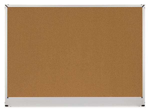 Доска пробковая 2x3 StarBoard алюминиевая рамка 90 x 120 см