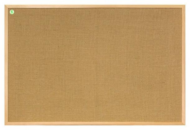 Доска джутовая 2x3 ECO в деревянной рамке 60 x 80 см
