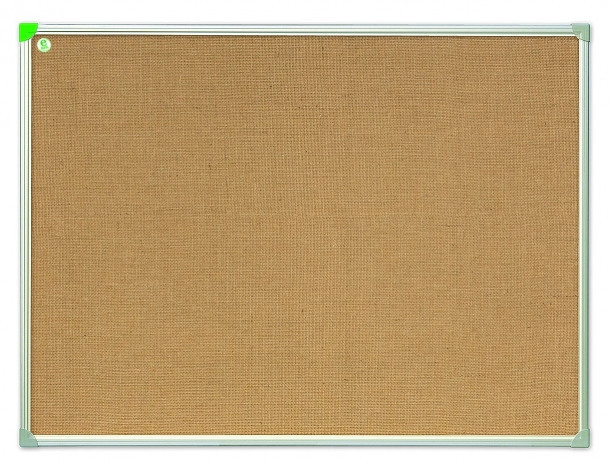 Доска джутовая 2x3 ECO в алюминиевой рамке 30 x 40 см