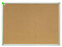 Доска джутовая 2x3 ECO в алюминиевой рамке 30 x 40 см, фото 1