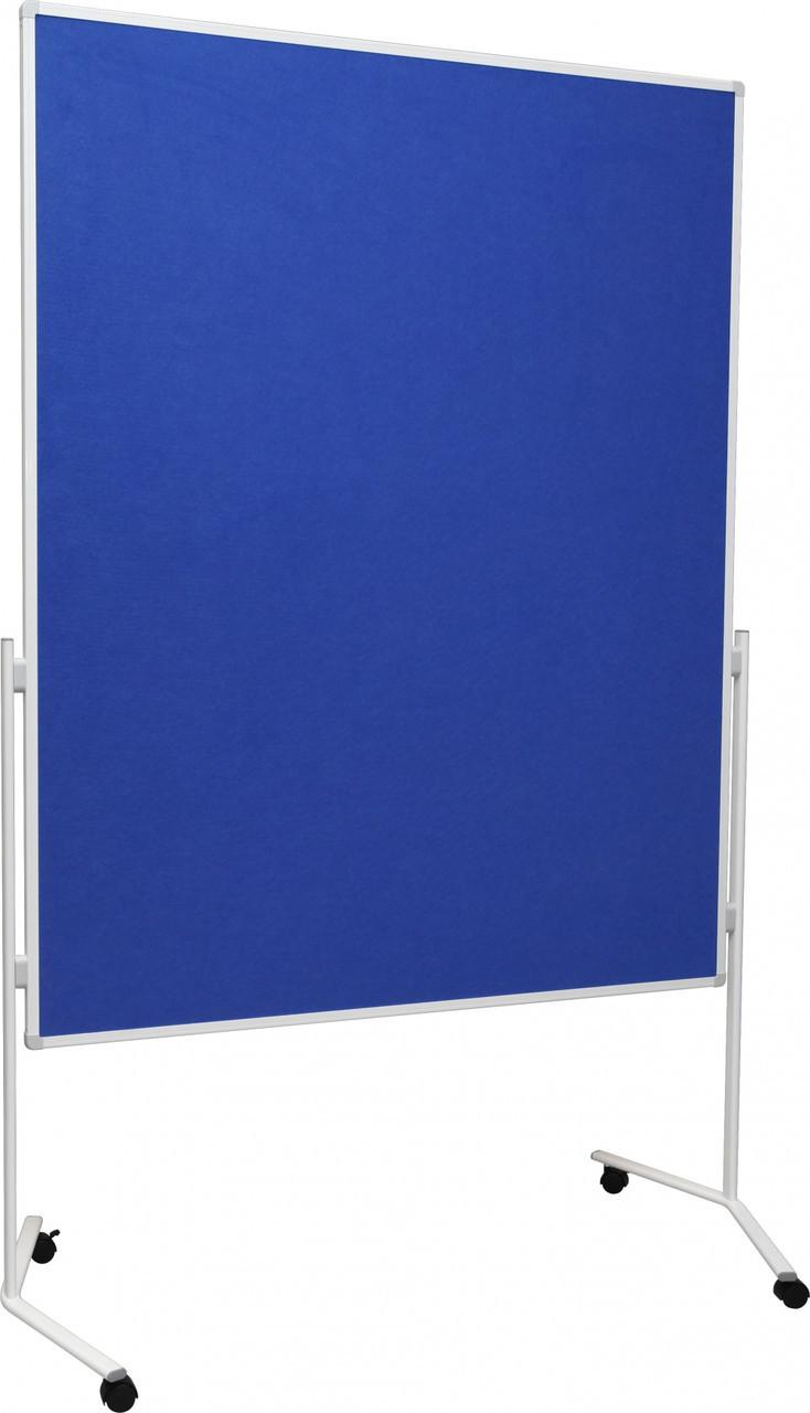 Доска-перегородка 2х3 120 x 150 см текстильная поверхность цельная