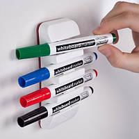 Держатель магнитный для маркеров 2х3 Ergo 15 х 6,2 х 3,8 см