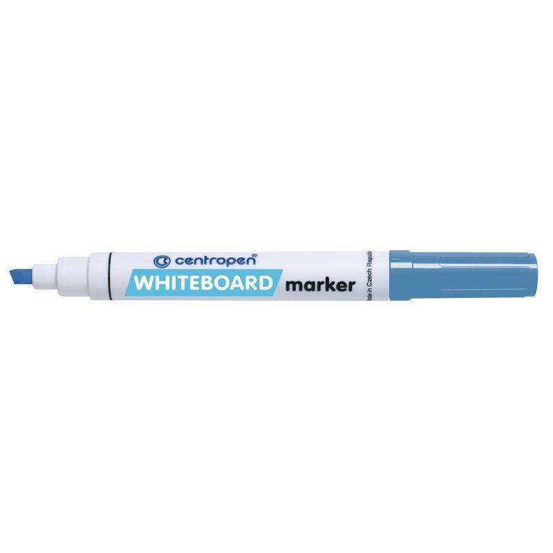 Маркер для сухостираемых досок Centropen Board 1-4,6 мм синий