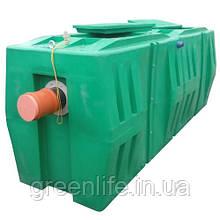 Сепаратор нафтопродуктів ФСНО 6, сепаратор нафти, з відстійником ( продуктивність 6 л/с)