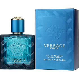 Eros Versace (свежий, страстный аромат) духи мужская туалетная вода | Реплика