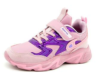 Кроссовки для девочки Розовый Размеры: 33, 34, 35, 36