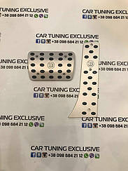 BRABUS pedal pads for Mercedes A-class W177