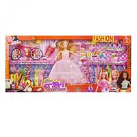 """Кукла Барби. Набор """"GIRL Fashion"""" КВ-100"""