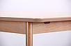 Стол обеденный раздвижной Чедер AMF бук беленый, фото 4