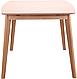 Стол обеденный раздвижной Чедер AMF бук беленый, фото 3