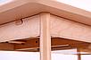 Стол обеденный раздвижной Чедер AMF бук беленый, фото 10