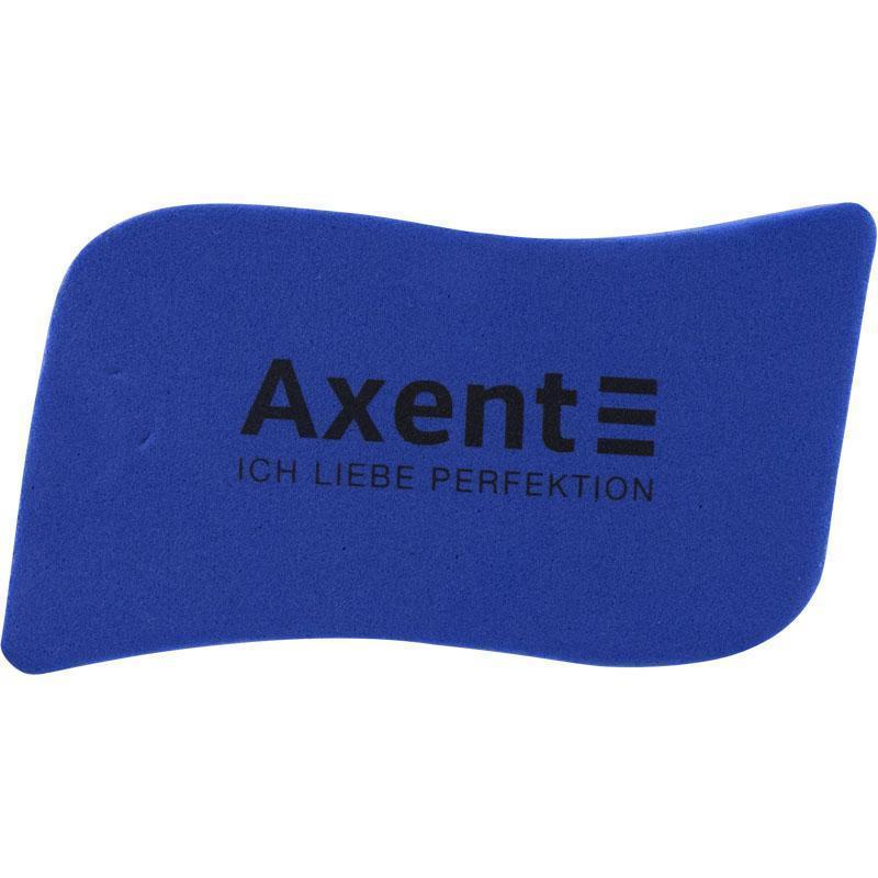 Губка магнитная для досок Axent Wave малая фиолетовая