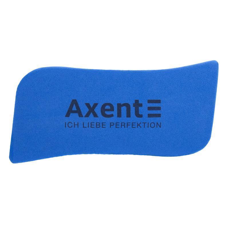 Губка магнитная для досок Axent Wave большая синяя