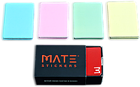 Магнитные стикеры для маркерных досок MATE STICKERS 7*9 см 36шт., фото 1