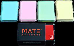 Магнитные стикеры для маркерных досок MATE STICKERS 7*9 см 36шт.