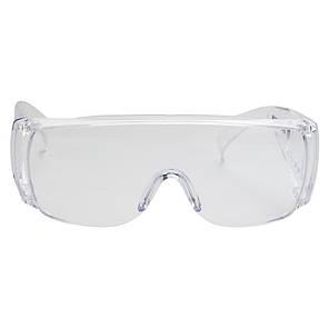 Очки защитные Master (прозрачные) Sigma (9410201), фото 2