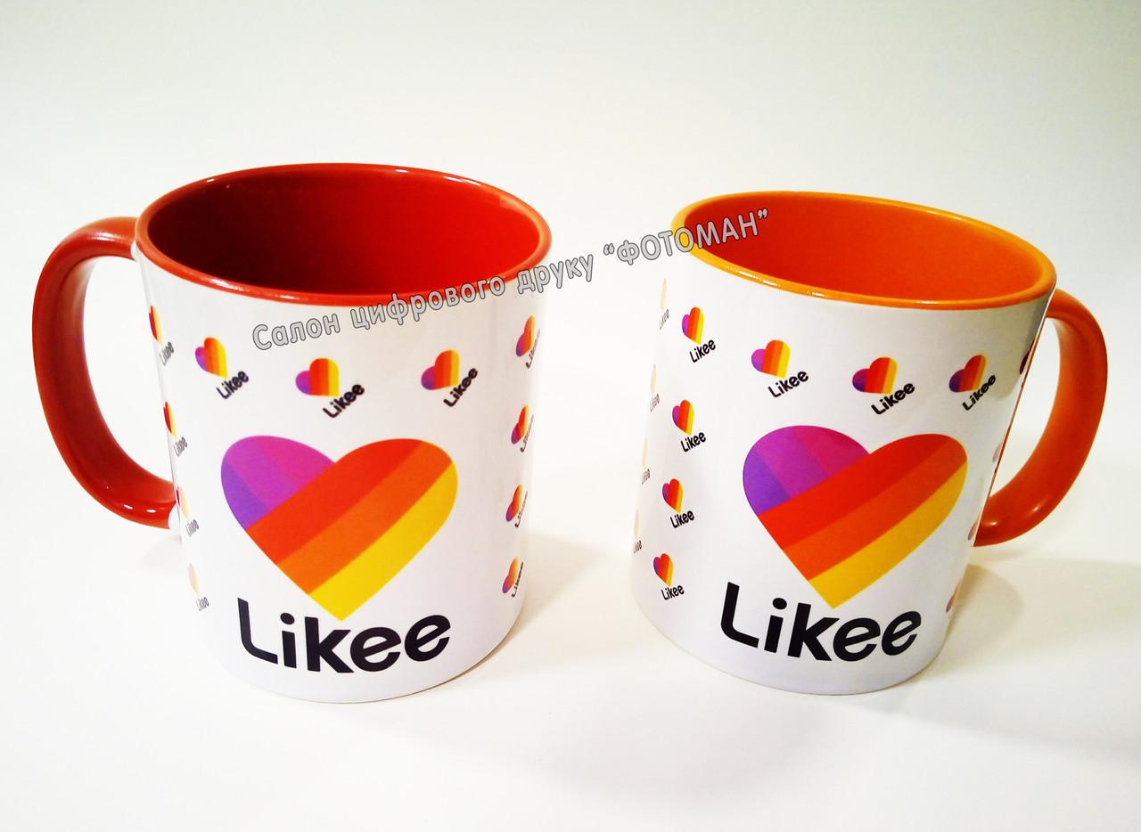 Чашка LIKEE