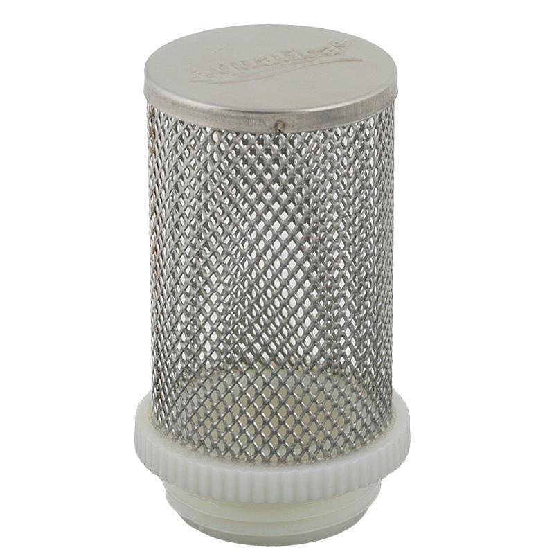 """Фильтр донный к обратному клапану 1"""" (нерж. сталь/технополимер) AQUATICA (779639)"""