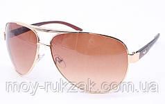 Мужские брендовые солнцезащитные очки, 755001-2