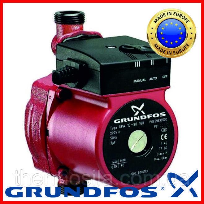 Повышающий давление насос Grundfos UPA 15-90 160