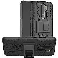 Чехол Armor Case для Xiaomi Redmi Note 8 Pro Black