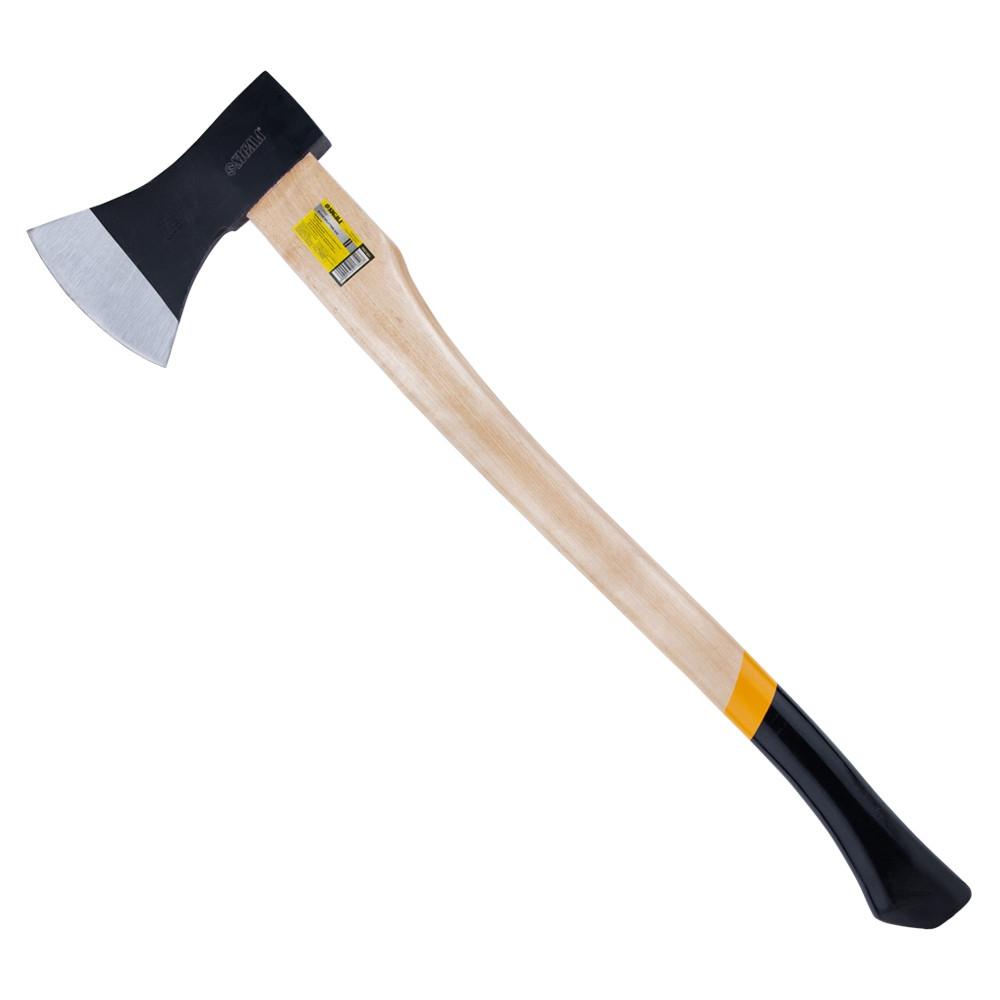 Топор 1250г деревянная ручка 700мм (береза) Sigma (4321351)