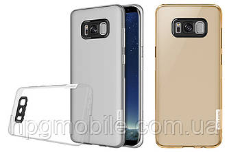 Чехол для Samsung Galaxy S8 Plus G955 (2017) - Nillkin Nature TPU Case, Ultra Slim, силикон, пластик