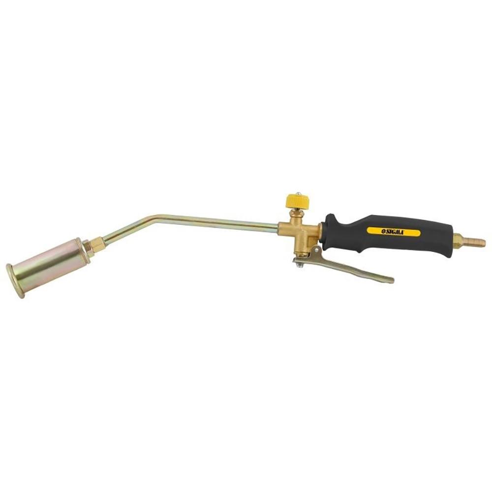 Горелка пропан Ø40 с клапаном Sigma (2902121)