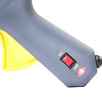 Пистолет термоклеевой с выключателем Ø11,2мм 100Вт Sigma (2721101), фото 3