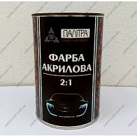 Акрилова 2K емаль Палітра 105 Офелія 1л
