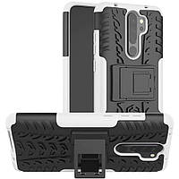 Чехол Armor Case для Xiaomi Redmi Note 8 Pro White
