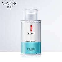 Мицеллярная вода для снятия водостойкого макияжа Venzen MakeUp Remover, 300 мл