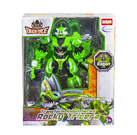 """Робот-трансформер """"Dragon force"""" (зеленый) W6688-5/2/3/4"""