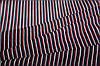 Креп-шифон, полосата текстура , принт № 866