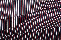 Креп-шифон, полосата текстура , принт № 866, фото 1