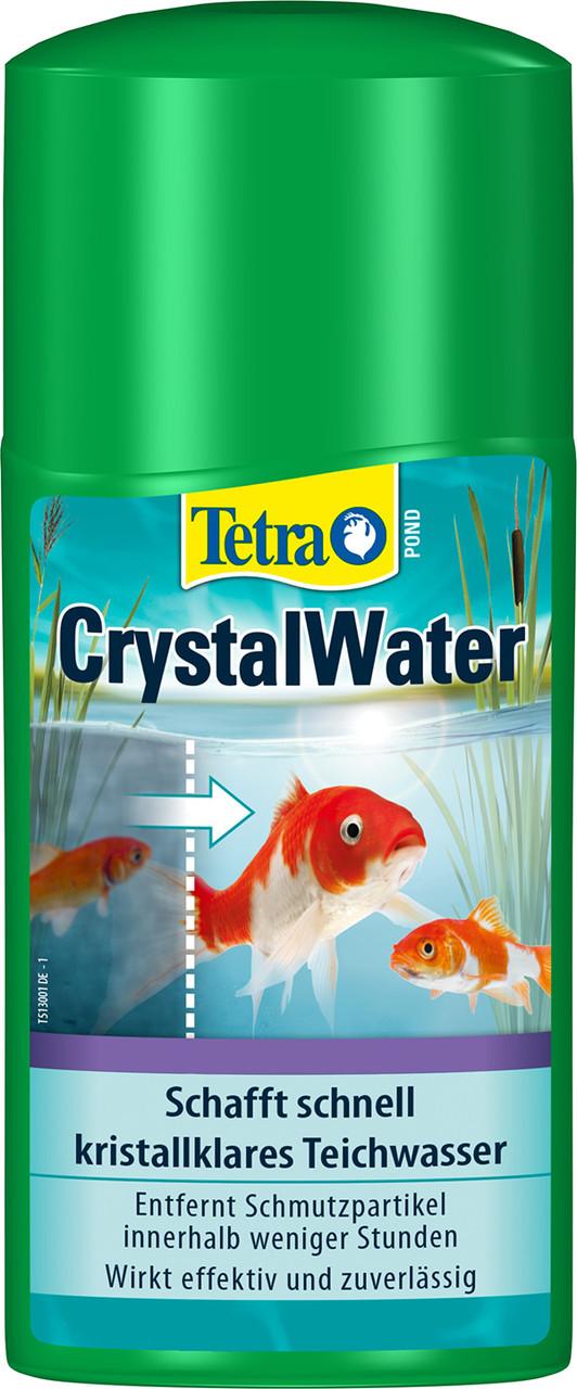 Препарат TetraPond Crystal Water 250 ml