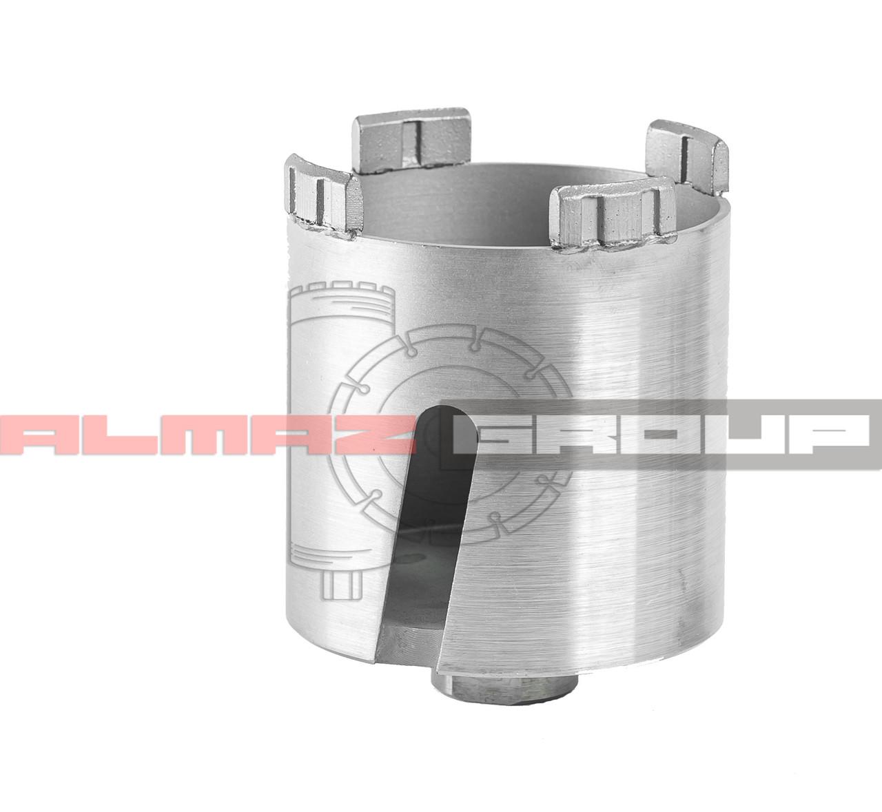 Алмазні коронки для свердління підрозетників 72 мм