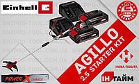 Триммер коса аккумуляторный Einhell Agillo Power X-Change (3411320) 2.5 kit