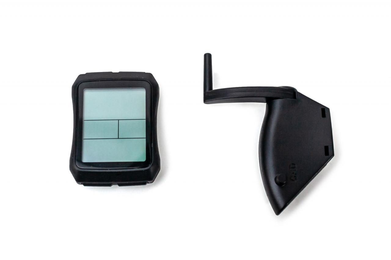 Велокомпьютер бездротової, YS 603 великий екран, каденс, 19 функцій