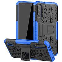 Чехол Armor Case для Xiaomi Mi A3 / Mi CC9e Blue