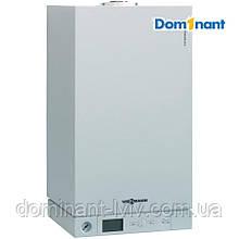 Котел газовий Viessmann Vitopend 100-W 24 кВт двоконтурний турбований, котел газовый