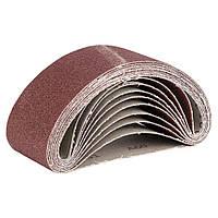 Лента шлифовальная бесконечная 10шт 75×457 зерно 60 SIGMA (9151061)