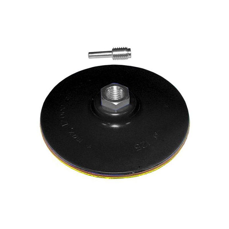Диск шлифовальный твердый Ø115мм с липучкой SIGMA (9181121)