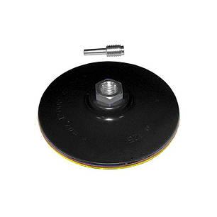 Диск шлифовальный твердый Ø115мм с липучкой SIGMA (9181121), фото 2
