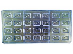 Форма для конфет поликарбонатная Классическая конфетка