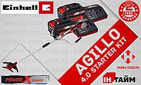 Триммер коса аккумуляторный Einhell Agillo Power X-Change (3411320) 4.0 kit